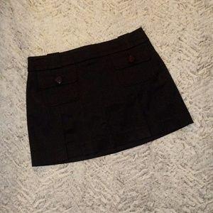 💙 bebe mini skirt